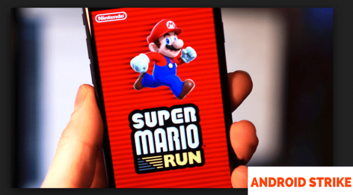 Download Super Mario Run app