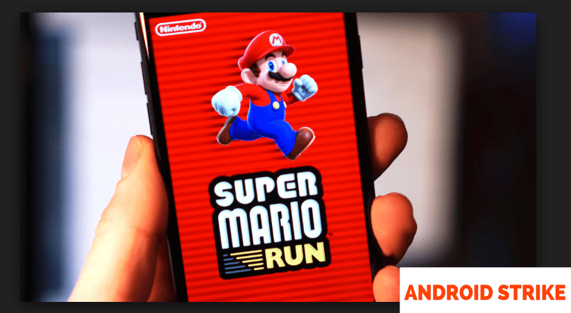 Photo of Download Super Mario Run App: Available on Google Play Store