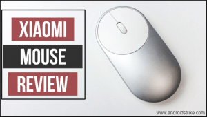 Xiaomi MI Mouse Full Review and Specifications.