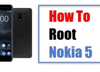 How to root Nokia 5 easily