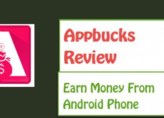 Appbucks Review: Earn money