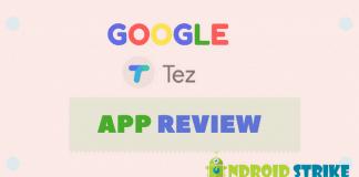 Google Tez App review