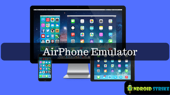 AirPhone Emulator