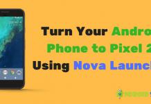 make phone look like pixel 2