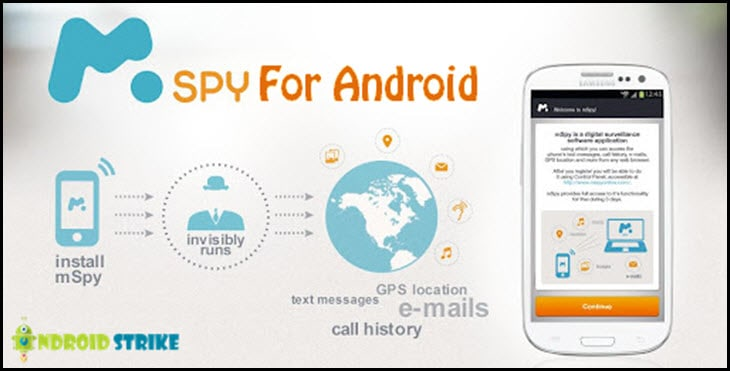 mSpy App: Best Spy App for Android + Android Location Tracker