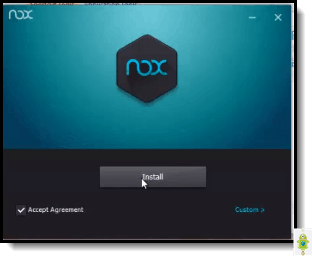Nox App installation guide