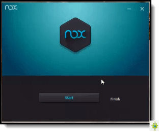 guide to install nox app