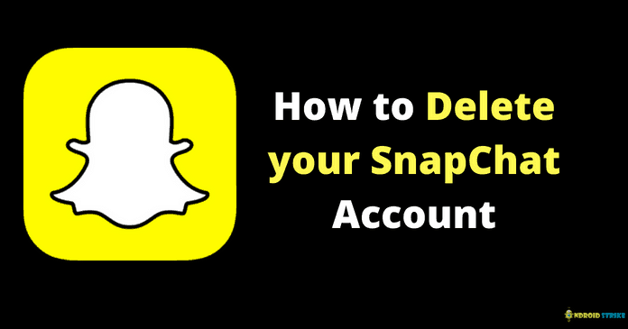 Photo of How to delete a SnapChat account
