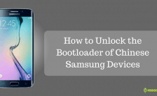 unlock bootloader of chinese samsung devices