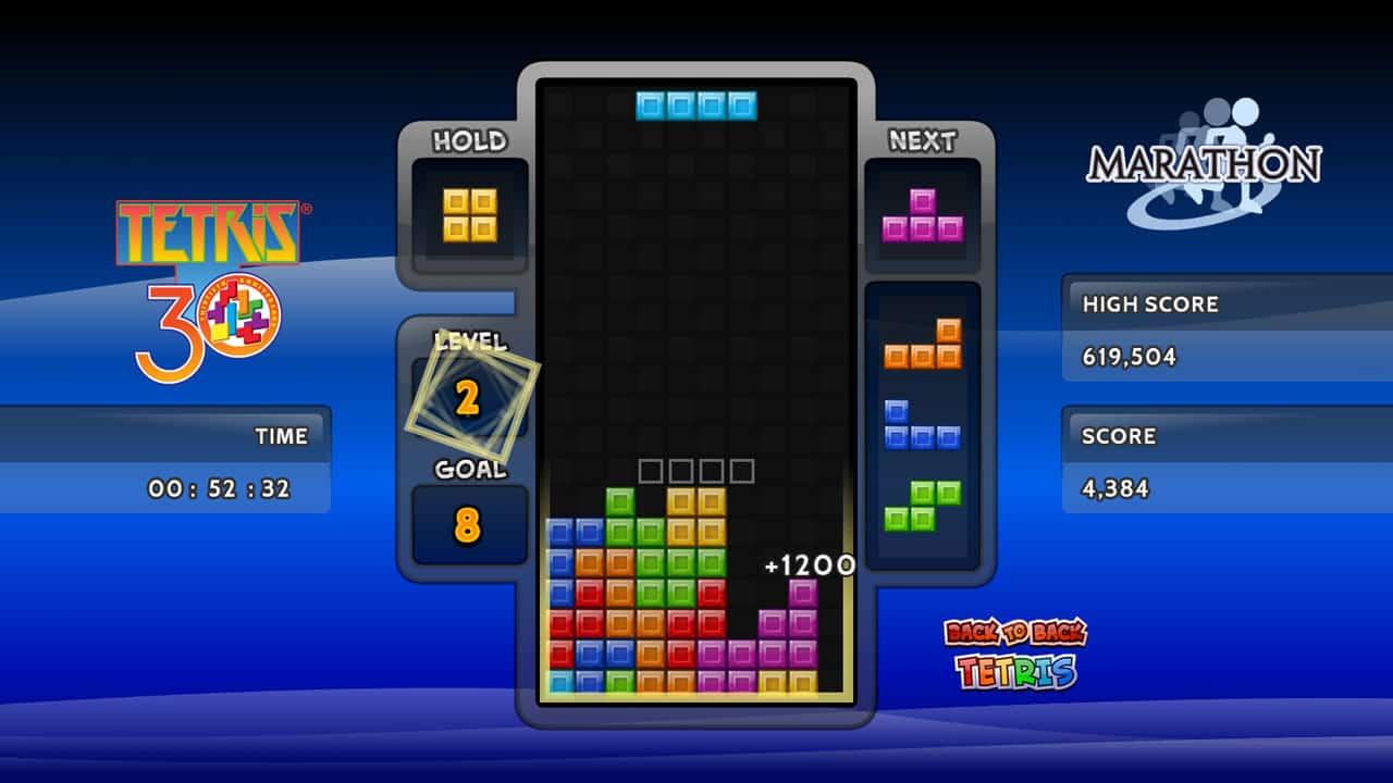 Tetris roku