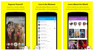 snapchat for pc windows mac