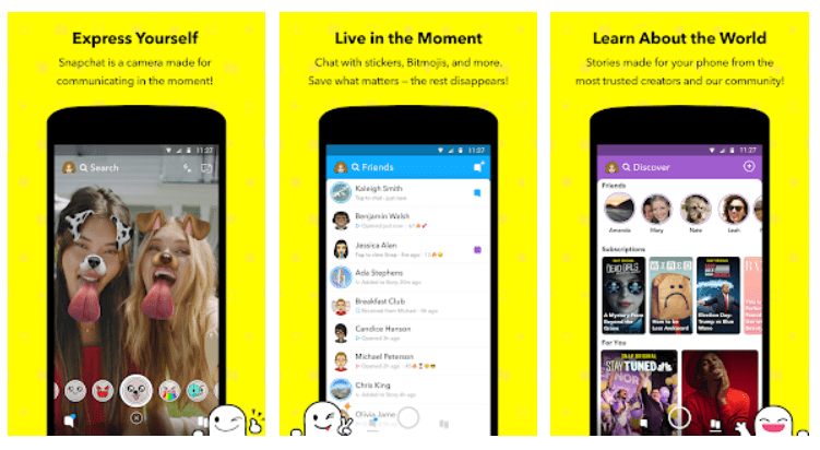 Photo of Download Snapchat For PC (Mac, Windows), Download Snapchat APK