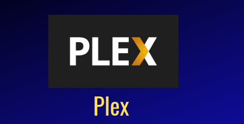 Plex - best kodi alternatives