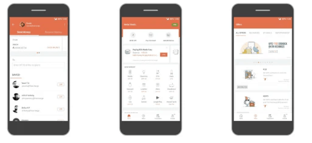 freecharge upi payment app