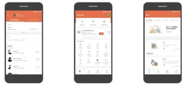 freecharge upi payment app