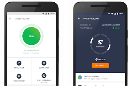 avast antivirus security