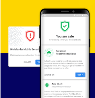 bitdefender mobile security antivirus app