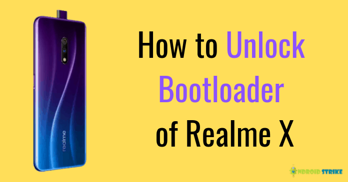 Photo of How To Unlock Bootloader of RealMe X in less than 5 Minutes